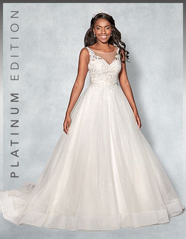 MARIAH - a fairytale ballgown