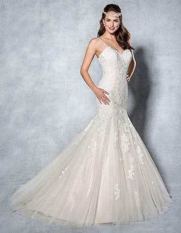 MISCHA - ein figurbetonendes Fishtail-Kleid