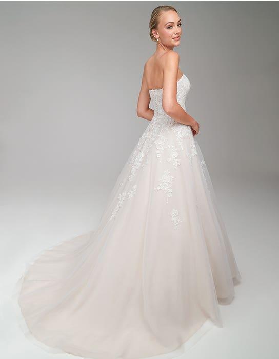 Nancy Aline wedding dress back Anna Sorrano