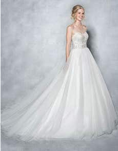 ODETTE - a sweetheart ballgown