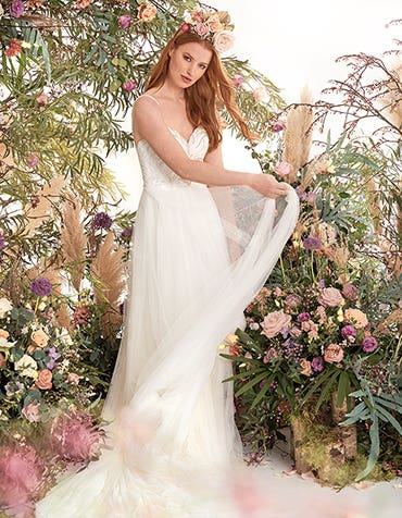 Oslo aline wedding dress front edit Heidi Hudson th