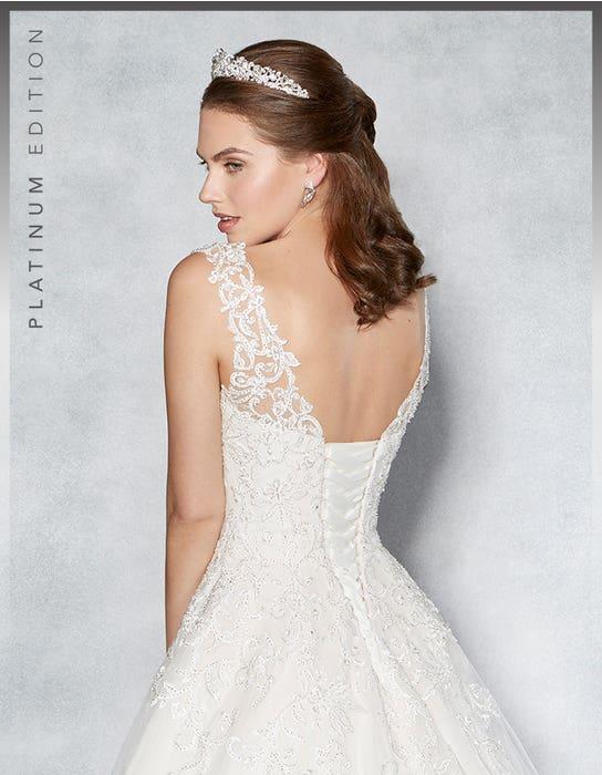 Rhiannon aline wedding dress back crop Viva Bride
