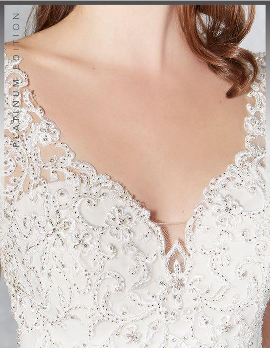 Rhiannon aline wedding dress detail Viva Bride