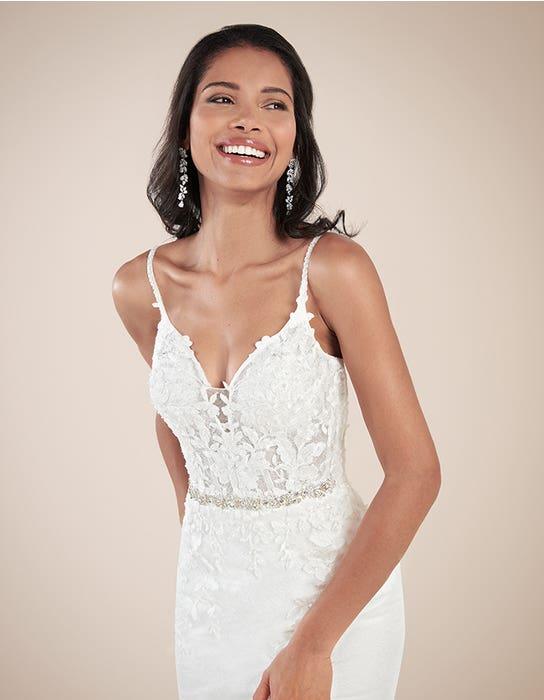 Rocco Sheath wedding dress front crop2 Viva Bride
