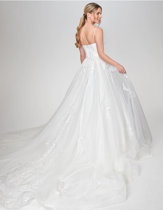 Roma Aline wedding dress back Viva Bride
