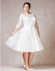 ROSABEL - a fun and flirty short dress