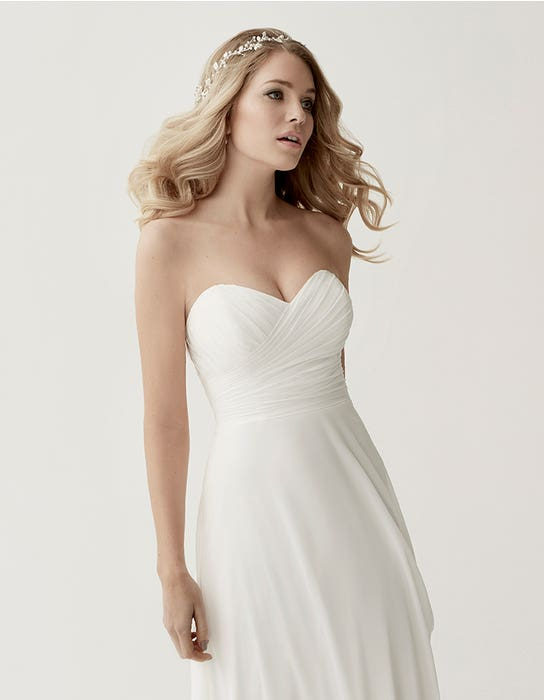 Sara aline wedding dress crop front Heidi Hudson