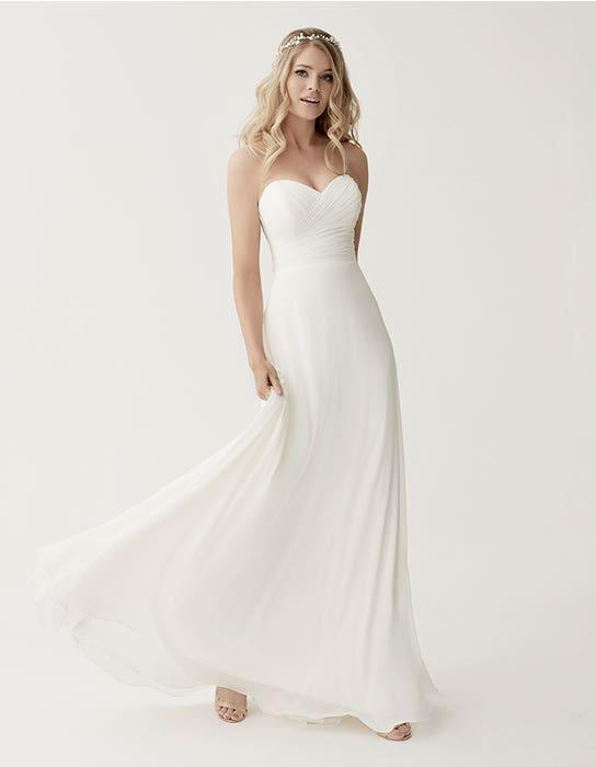 Sara aline wedding dress front Heidi Hudson