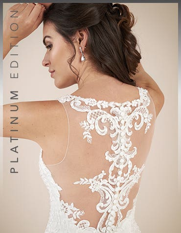 Shannon Aline wedding dress back crop Viva Bride th
