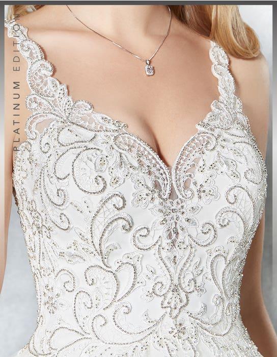 Sophiella ballgown wedding dress detail Viva Bride