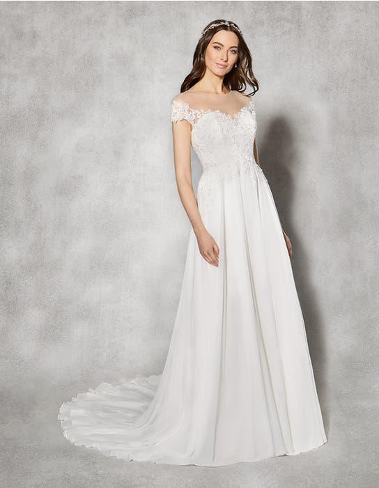 Sullivan aline wedding dress front Heidi Hudson