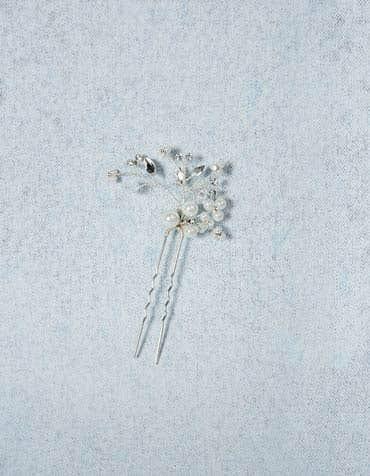 Sweetpea hair pin detail Amixi th