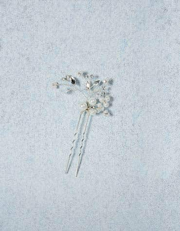 SWEETPEA - Een vintage bruids haarspeld