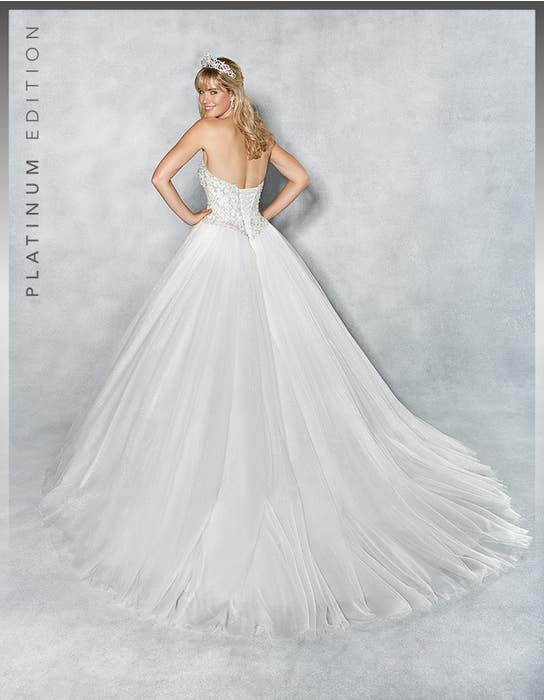 TIANA  - the perfect princess ball gown | WED2B