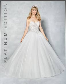 TIANA  - the perfect princess ball gown