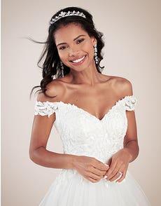 Violette - a princess ball gown