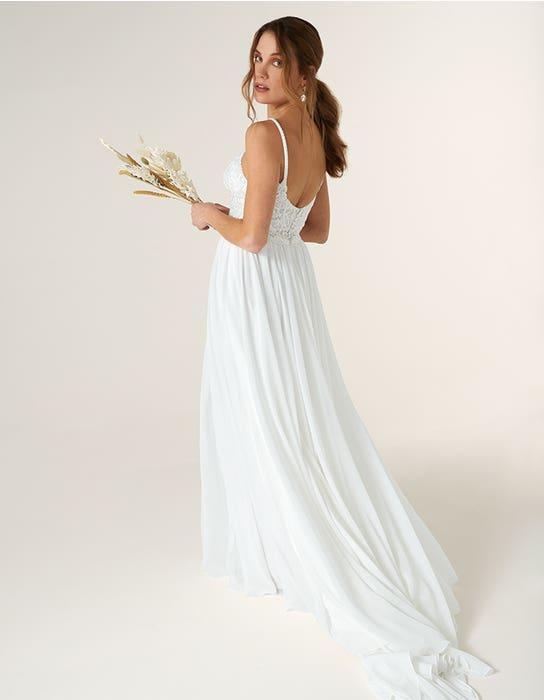 adie aline wedding dress back heidi hudson