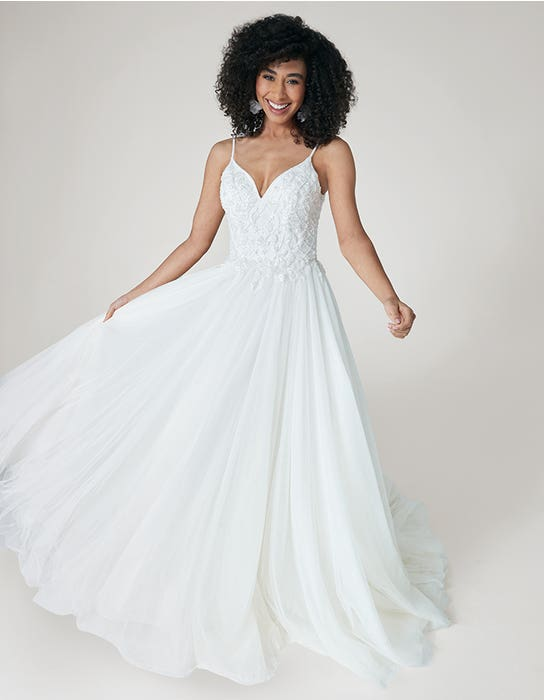 ariella ballgown wedding dress front heidi_hudson