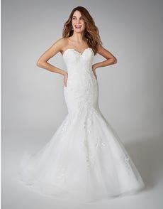 Arlo - Ein modernes Kleid im Fishtail-Design