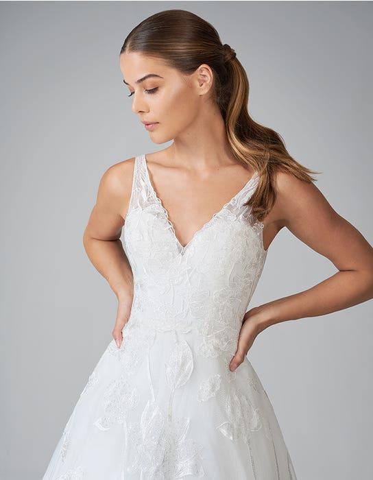 aster aline wedding dress front crop anna sorrano
