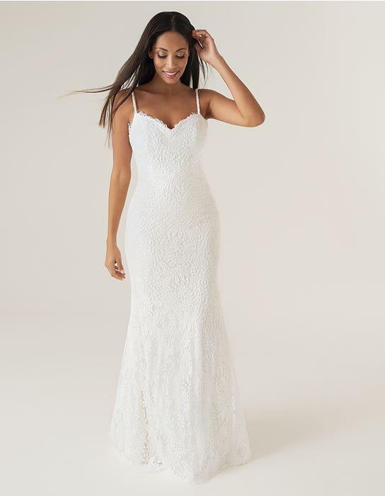 baxter sheath wedding dress front heidi hudson