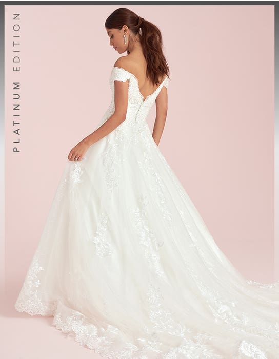 brilyn aline wedding dress back viva bride
