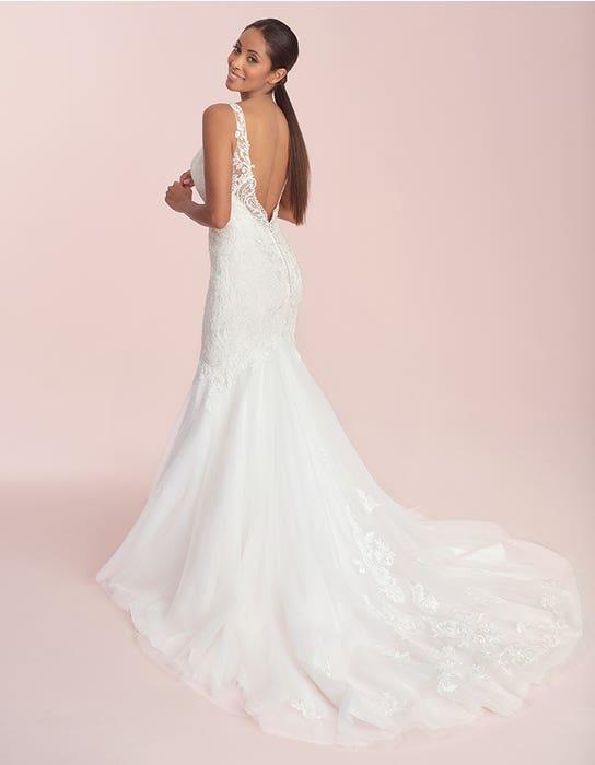 catia fishtail wedding dress back viva bride
