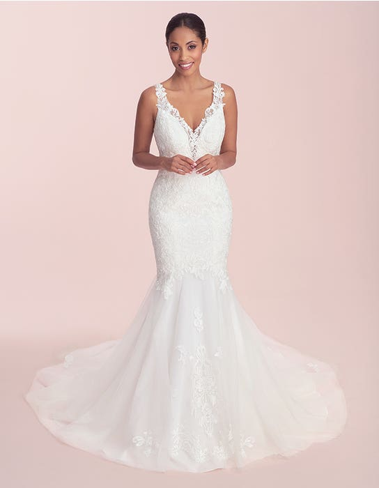 Catia - a mermaid gown with statement low back   WED2B