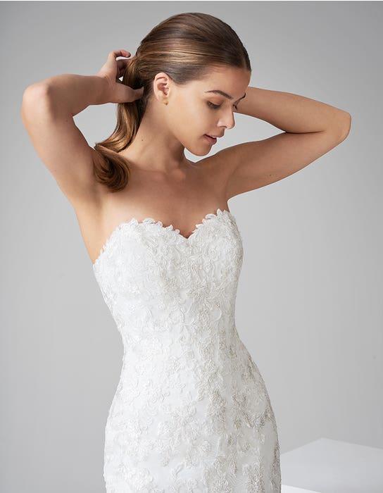 constantina fishtail wedding dress front crop anna sorrano