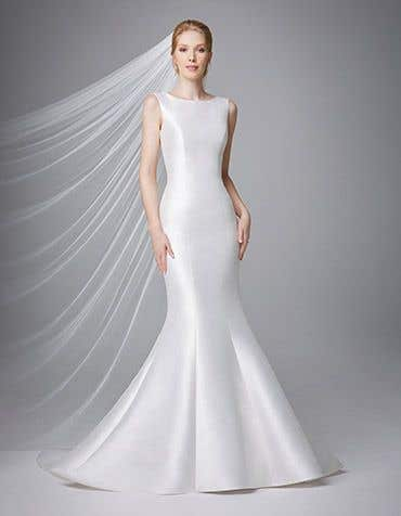 114166e27fd4 Low Back Wedding Dresses - WED2B