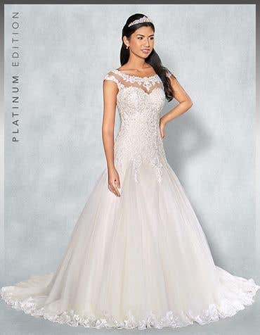 0e8f4a13a3b Princess Wedding Dresses - WED2B