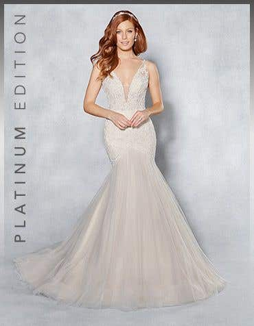 Beaded Wedding Dresses - WED2B ecccd27d2