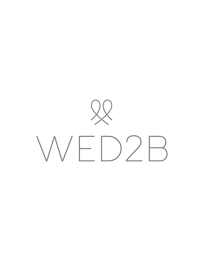 Halter Neck Wedding Dresses   WED2B