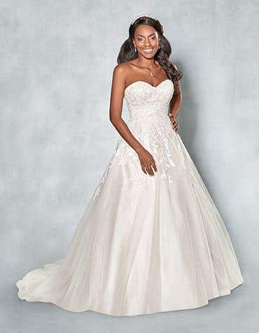 c2d52fd105 Princess Wedding Dresses - WED2B