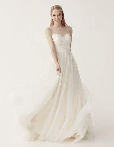 Boho Wedding Dresses Wed2b