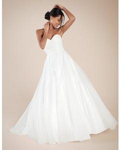 Georgina aline wedding dress front Anna Sorrano th