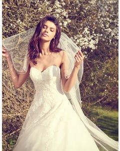 Maddie aline wedding dress front Viva Bride th