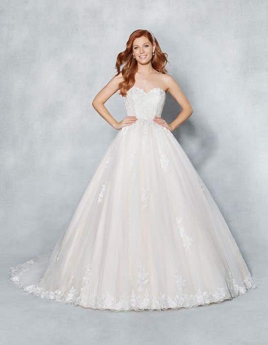 6dca886849a Viva Bride - Camellia ballgown wedding dress - WED2B