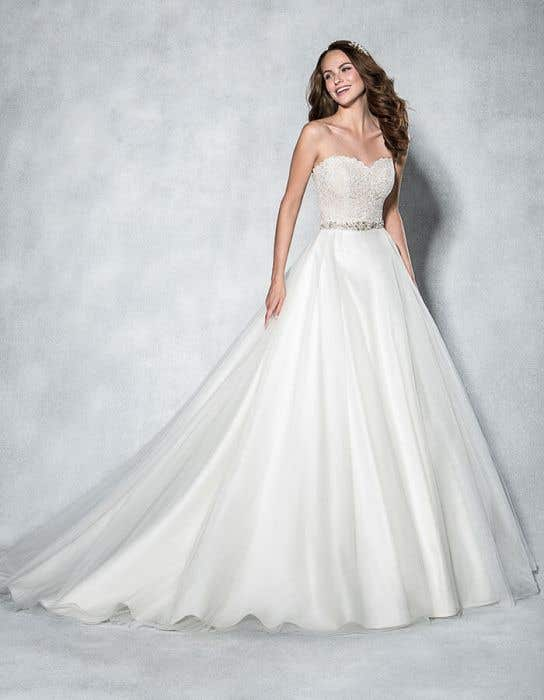 310f45ba6cb9 WED2B Wedding dress - VIVA BRIDE - Belle