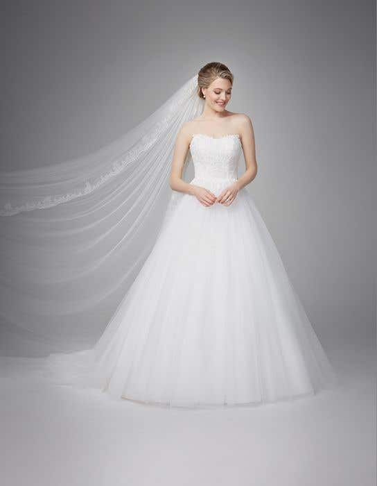 Cosette A Classic Princess Ballgown Wedding Dress Wed2b,Wedding Dresses For Big Busts