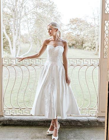 edna short wedding dress front edit anna sorrano th