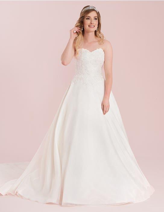 elizavetta aline wedding dress front viva bride