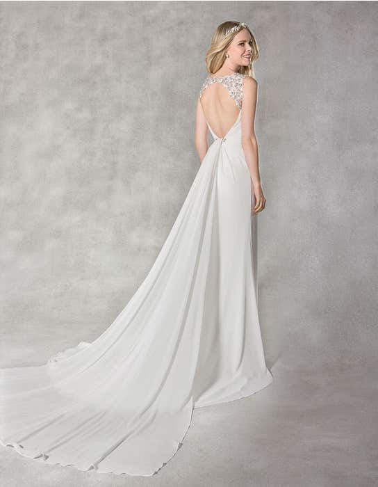 EMELIE - with an open beaded back | WED2B