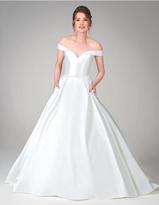 florian ballgown wedding dress front anna sorrano