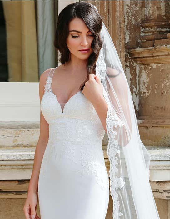 henri sheath wedding dress back edit signature