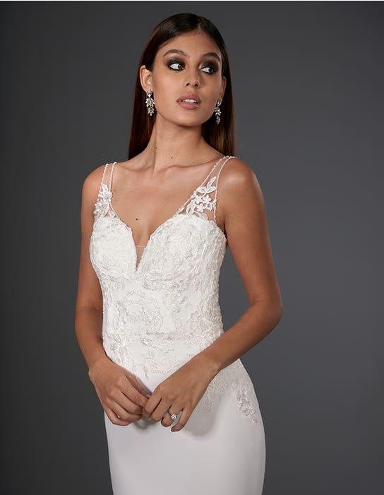 henri sheath wedding dress front crop signature
