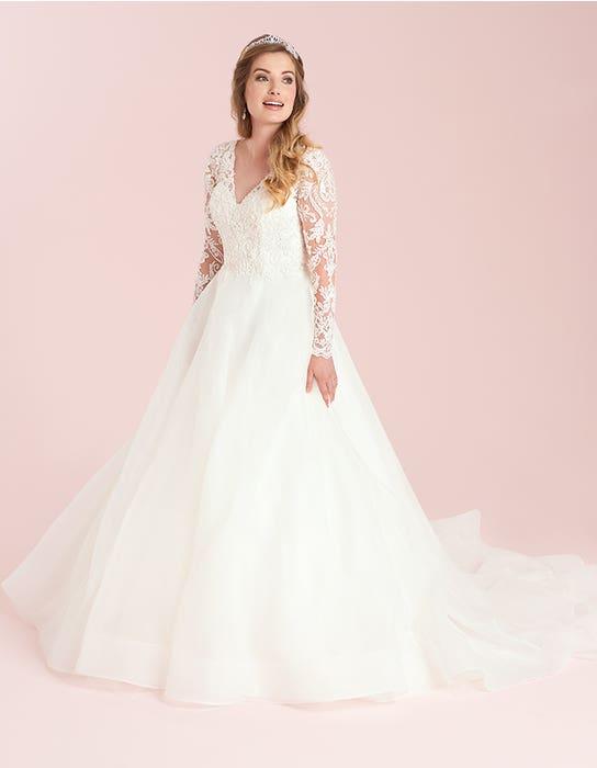 jaden aline wedding dress front viva bride