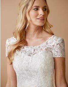 JESSAMY - een prachtige bruidsbolero