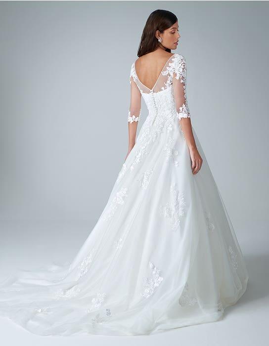 kitty aline wedding dress back anna sorrano