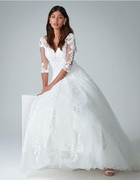 kitty aline wedding dress front anna sorrano